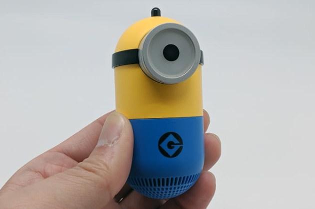 [Unbox] 呆呆萌萌超可愛!EDIFIER M10 自拍小小兵無線藍牙喇叭開箱分享!