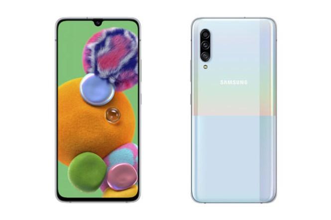 [Mobile] 三星 Galaxy A90 5G 全新發表,中階定位、旗艦規格,專為直播時代而生!