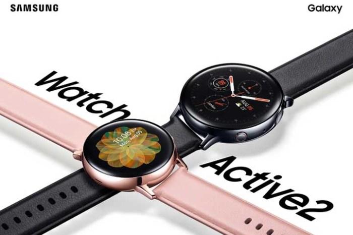 [Mobile] 三星宣佈推出 Galaxy Watch Active2:連線能力大幅升級,帶來身心健康完美均衡!