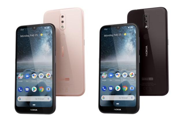 [Mobile] Nokia 4.2 正式上市!一鍵喚醒 Google 語音助理,品牌商城年中慶天天送購物金!