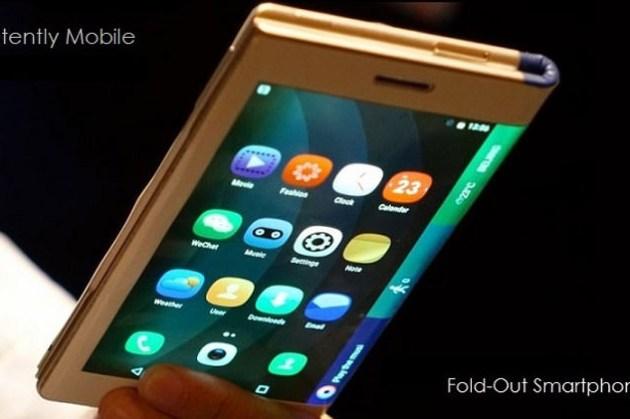 [Mobile] 內摺改外摺?三星下一代摺疊智慧機將與現行 Galaxy Fold 完全不同!