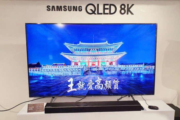 [TV] 三星 8K QLED 量子電視登場!世上顏質最高的電視再次來襲,體驗會心得一手直擊!