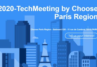 Axilion Participates in the Paris Region Smart Mobility Event