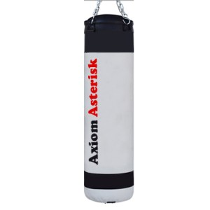 MINI PUNCHING BAG [KEYCHAIN]