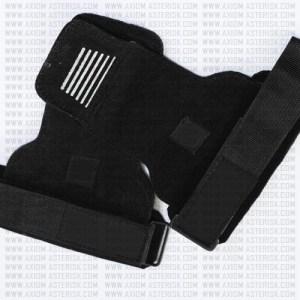 PALM GRIPS with Wrist Straps