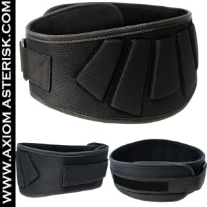 Weightlifting Belts Contoured [Neoprene]