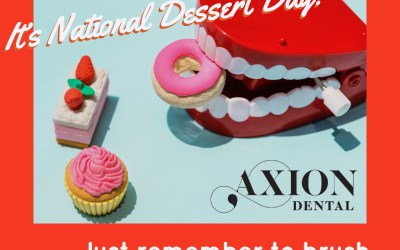 National Dessert Day!
