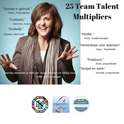 25 Team talent multipliers