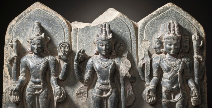 The_Hindu_Gods_Vishnu,_Shiva,_and_Brahma_LACMA_M.86.337_(8_of_12)