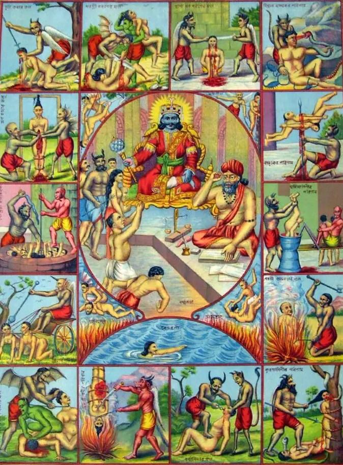 Hindu_hell