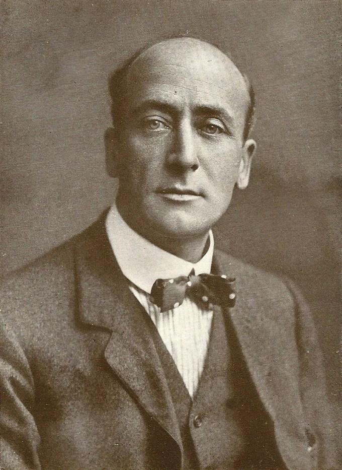 Algernon Blackwood