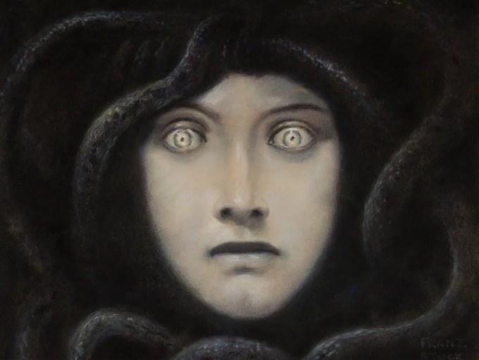 Franz-von-Stuck-Testa-di-Medusa-1892-ca.