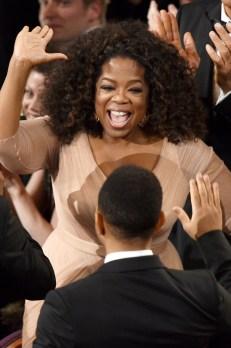 Oprah and John Legend