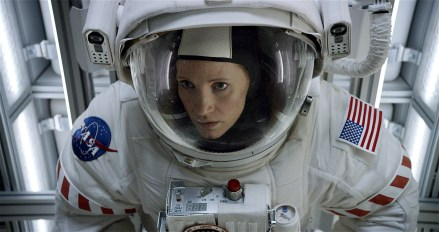 Jessica Chastain as Commander Melissa Lewis, The Martian (2015)