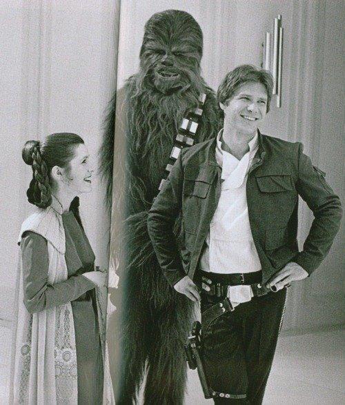 Star Wars - Behind The Scenes