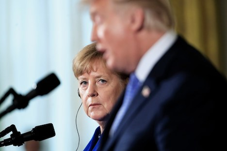 Germany Demands Apology After Trump Claims Father Was Born ...