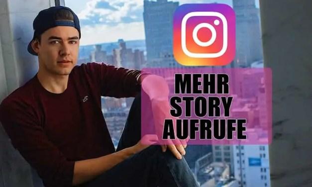 10 Tipps für mehr Aufrufe auf deine Instagram Story