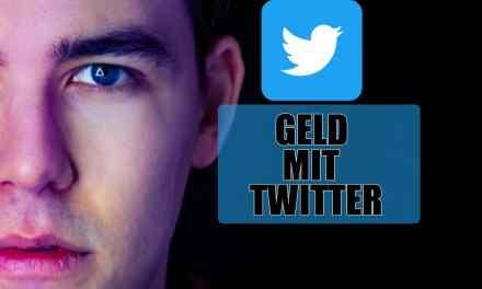 5 Wege um mit Twitter Geld zu verdienen!