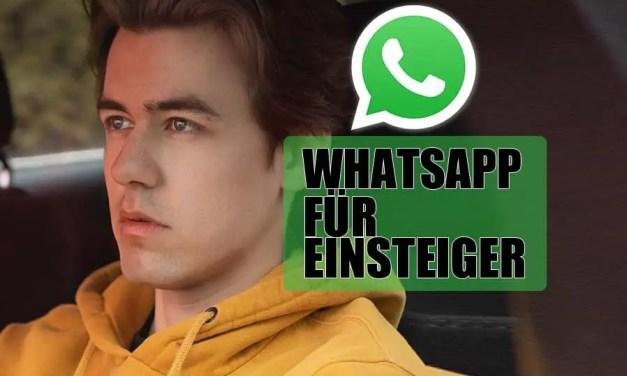 WhatsApp für Einsteiger: Grundlagen, Tipps und Tricks