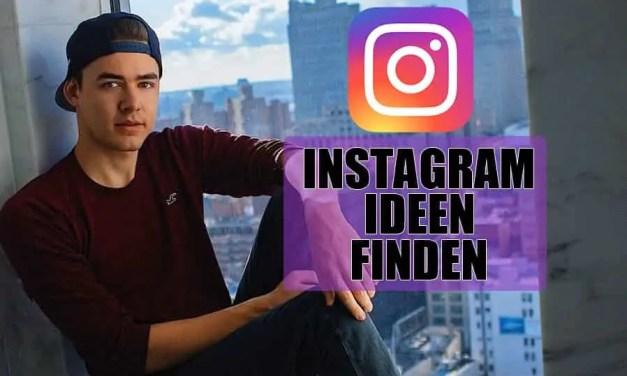 Ideen für Instagram Fotos / Instagram Reels