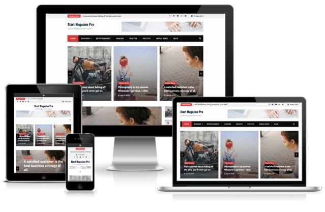 Start Magazine Pro