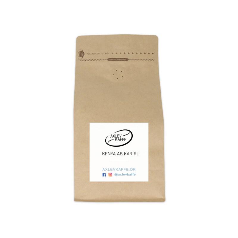 Kaffepose Mellem Kenya AB Kariru 1200