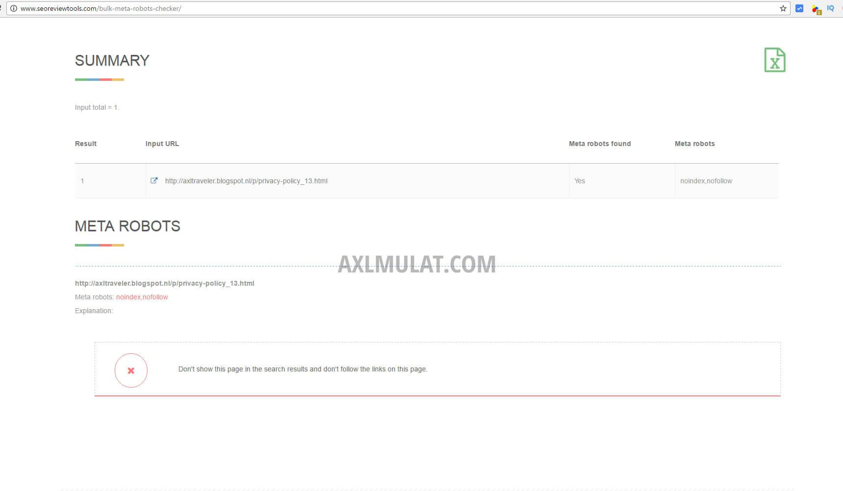Webmaster Central Blog