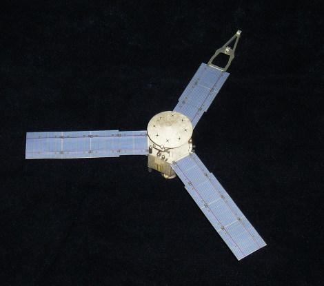 JUNOs Mission to Jupiter AXM Paper Space Scale Models Blog