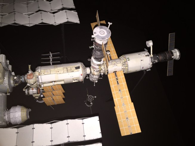 History and Timeline of the ISS