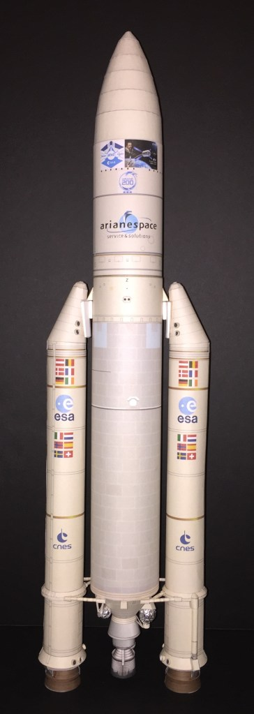 Ariane 5 ATV-2 Image