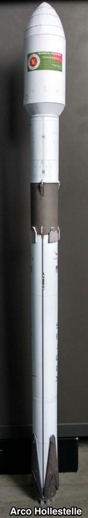 Falcon 9 - AXM Paper Space Scale Models.com | Falcon 9 ...