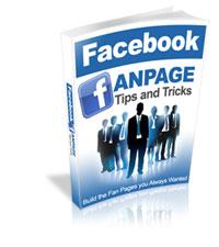 Facebook Fan Page Tricks & Tips