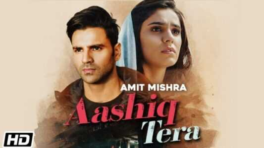 Aashiq Tera Hindi Lyrics