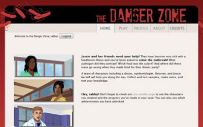 In Development: The Danger Zone