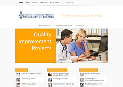 Family Medicine Academic Project