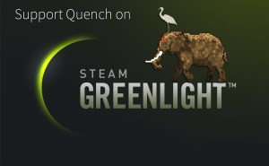 Quench on Steam Greenlight