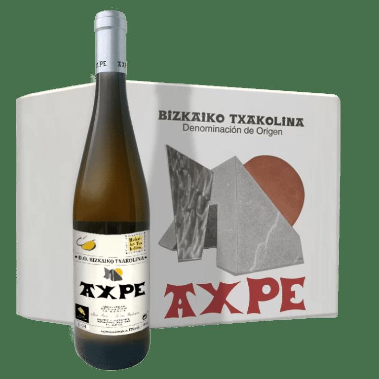 Axpe Sagardotegia, Bizkaiko Txakolina