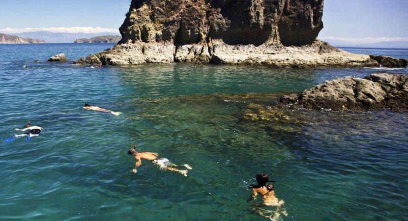 Tortuga Island Costa Rica Tour
