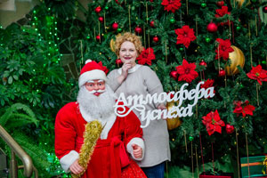 Новый год 2020 в Подмосковье, Рождество в Московской области.