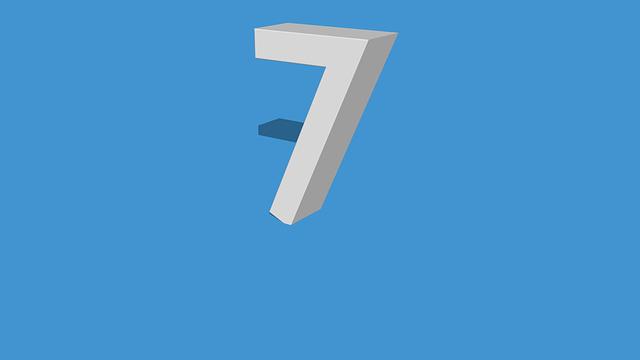 7ステップ