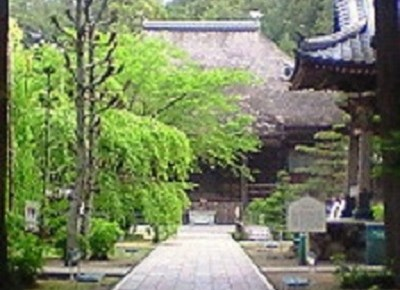 第29番札所 摩尼山 宝蔵院 国分寺