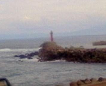 網走港灯台