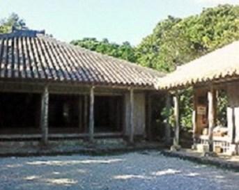 2009/07/09 16:58 沖縄の民家