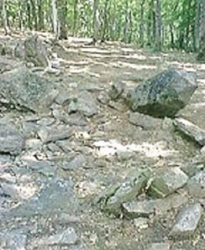2010/06/22 14:34 音江環状列石。