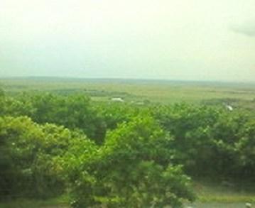 2010/09/11 14:52 細岡展望台からの風景①