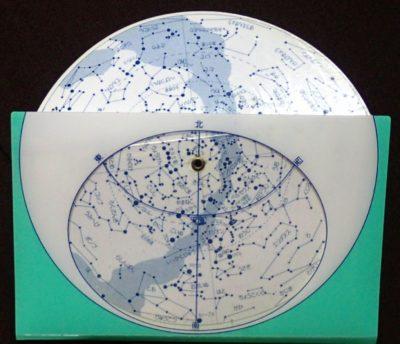 カードサイズ星座早見盤