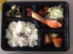 13日 お昼のお弁当