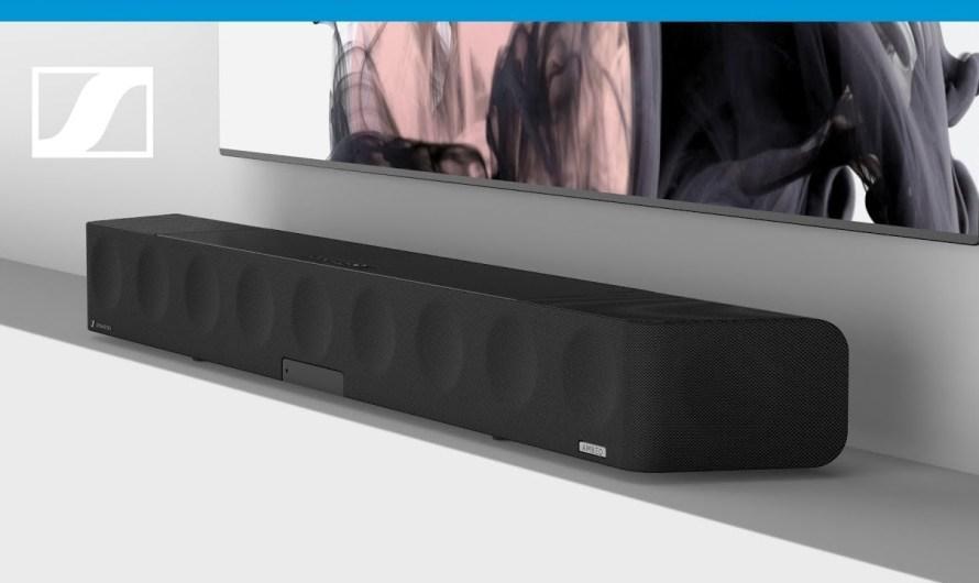 Ambeo soundbar de Sennheiser ahora es compatible con 360 Reality Audio de Sony