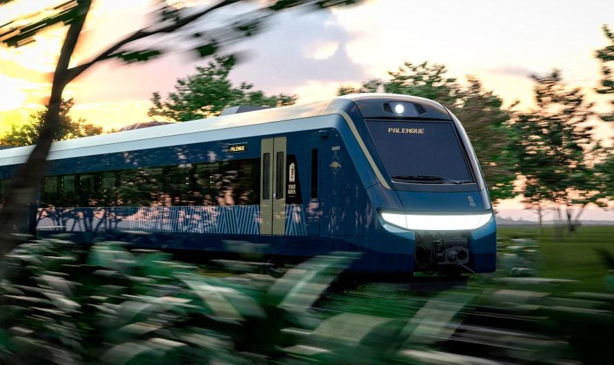 Firman contrato para fabricar Tren Maya en México