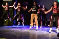 Fiesta deporte 2020 staff dance
